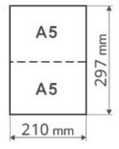 Размер а5 открытка