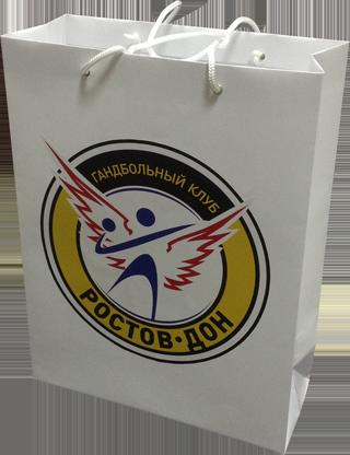 изготовление пакетов с логотипом в ростове на дону