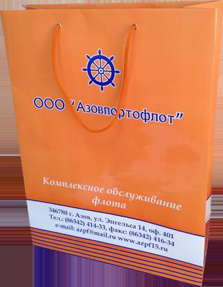 производство пакетов с логотипами в ростове на дону