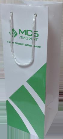 бумажные пакеты без ручек с логотипом на заказ дешево