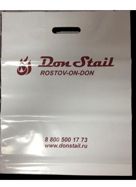 заказать пакет с логотипом ростов на дону